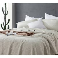 BYB Silver Birch Softest Stone Washed Quilt Set