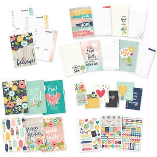 Carpe Diem Faith Planner Inserts A5-