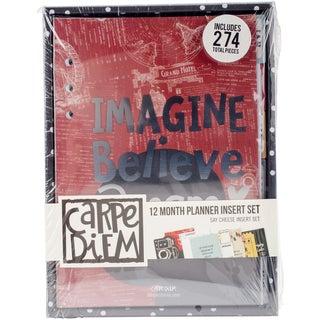Carpe Diem Say Cheese III Planner Inserts A5-