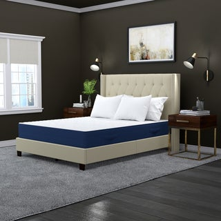 Handy Living Latex Foam and Pocketed Coil 12-inch Twin-size Mattress