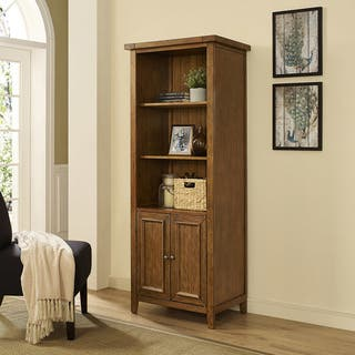 Sienna Bookcase in Moroccan Pine|https://ak1.ostkcdn.com/images/products/16047291/P22435976.jpg?impolicy=medium