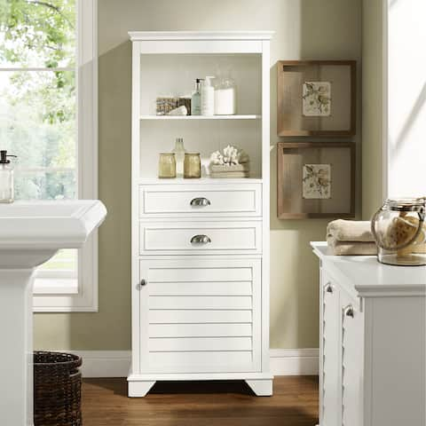 Buy Floor Cabinet Bathroom Cabinets Storage Online At Overstock