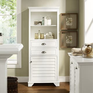 Buy Bathroom Cabinets & Storage Online at Overstock | Our Best Bathroom Furniture Deals