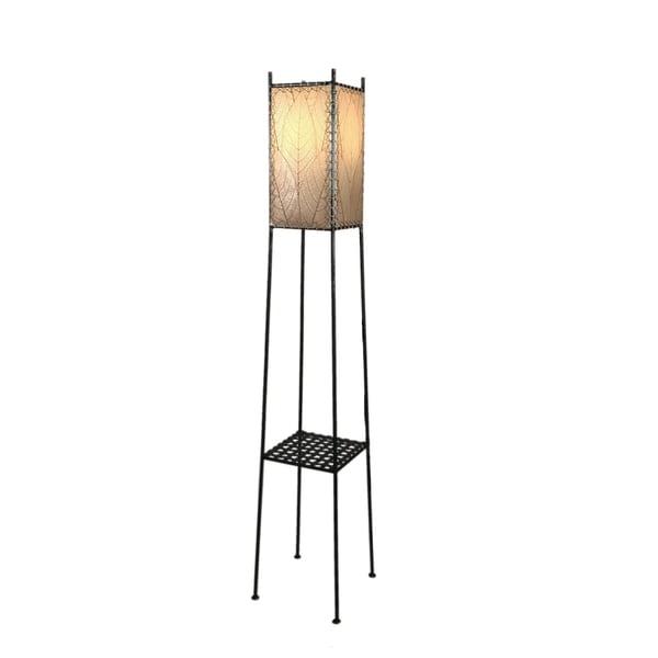 Handmade Outdoor Square Shelf Lamp Large
