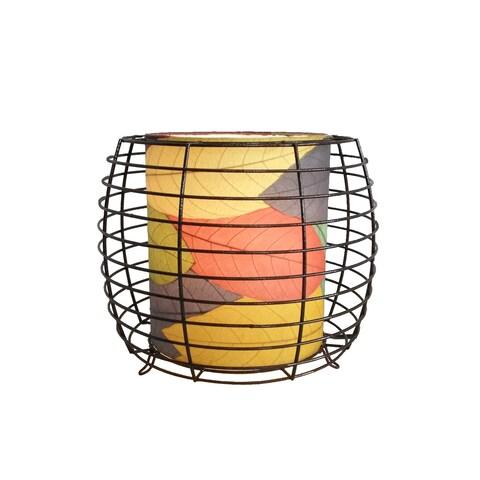 Handmade Outdoor Konani Lamp