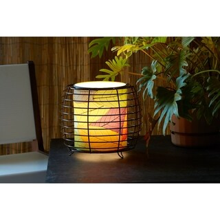 Handmade Outdoor Konani Lamp