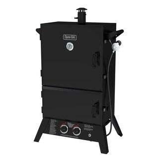 """Dyna-Glo DGW1235BDP-D 36"""" Wide Body LP Gas Smoker"""