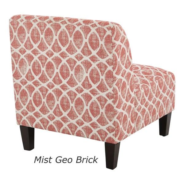 Marvelous Shop Osp Home Furnishings Mid Century Magnolia Accent Chair Evergreenethics Interior Chair Design Evergreenethicsorg