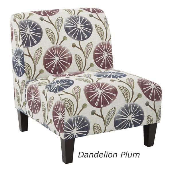 Amazing Shop Osp Home Furnishings Mid Century Magnolia Accent Chair Evergreenethics Interior Chair Design Evergreenethicsorg