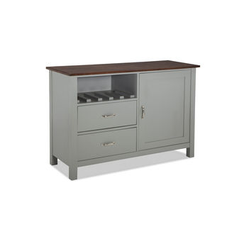 Intercon Small Spaces Cherry and Gray Server