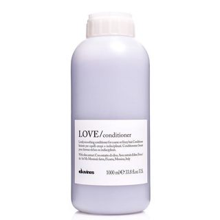 Davines Love Lovely 33.8-ounce Smoothing Conditioner for Coarse or Frizzy Hair