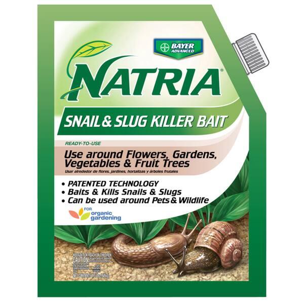 Shop Bayer Advanced Snail And Slug Killer Bait Granules 1 5 Pound Overstock 16048644