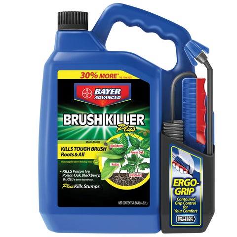 Bayer Advanced Ready-to-Use Brush Killer Plus, 1.3-Gallon