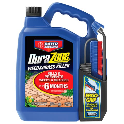 Bayer Advanced DuraZone Weed and Grass Killer Ready-To-Use, 1.3-Gallon