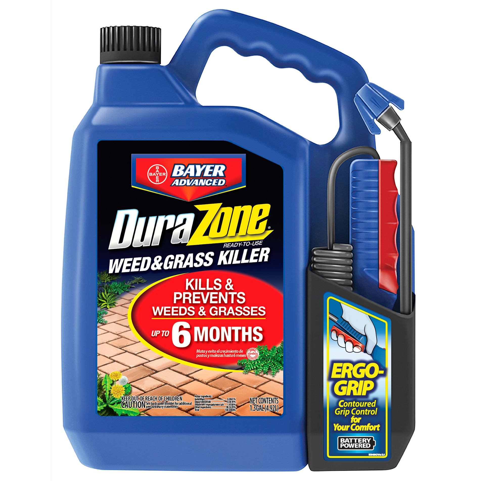 Bayer Advanced DuraZone Weed and Grass Killer Ready-To-Us...