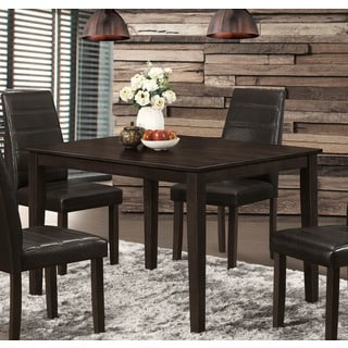Solid Wood Shaker Leg Dining Table