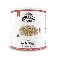 Augason Farms Hard White Wheat 78 oz No. 10 Can