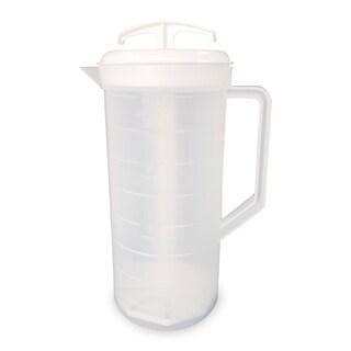 Augason Farms 2-Quart Beverage Mixing Pitcher