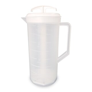 Augason Farms 2-Quart Beverage Mixing Pitcher