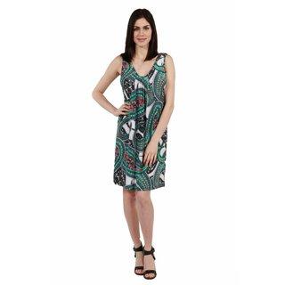 24/7 Comfort Apparel Hamptons Dress