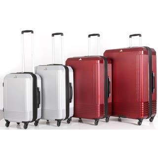 Triforce Alpine 4-Piece Hardside Spinner Upright Luggage Set|https://ak1.ostkcdn.com/images/products/16048794/P22437293.jpg?impolicy=medium