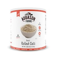 Augason Farms Quick Rolled Oats 2 lbs 8 oz No. 10 Can