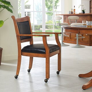 Crosley Furniture Reynolds Dutch Colonial Wood Game Chairs (Set of 2)