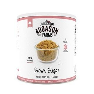 Augason Farms Brown Sugar 56 oz #10 Can