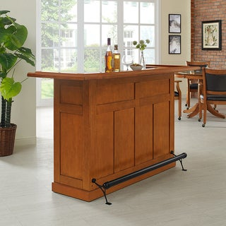 Crosley Furniture Reynolds Dutch Colonial Bar