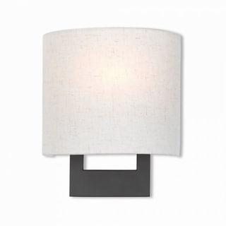 Livex Lighting Hayworth 1-light Bronze Wall Sconce