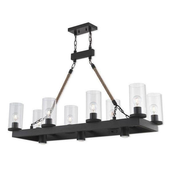 Livex Lighting Metuchen 11-light Bronze Indoor Chandelier  sc 1 st  Overstock & Shop Livex Lighting Metuchen 11-light Bronze Indoor Chandelier ...