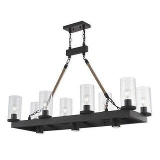 Livex Lighting Metuchen 11-light Bronze Indoor Chandelier