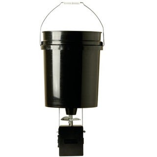 American Hunter 40 Lb. Hanging Feeder w/E-Kit