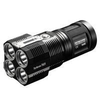 Nitecore TM28 Rechargeable Flashlight Set Black