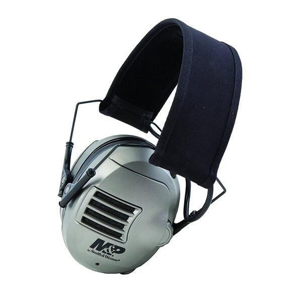 MandP Alpha Electronic Ear Muff