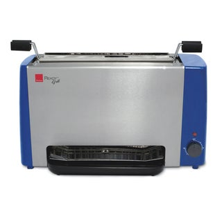 Ronco RG1002BUDRM Ready Grill, Blue