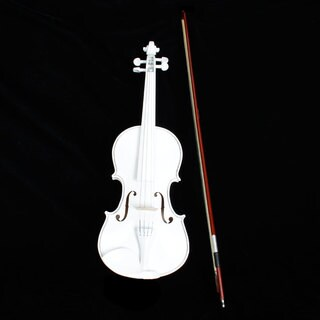 4/4 Kapok Acoustic Violin, Case, Bow, Rosin Hololeucocratic