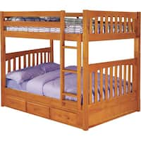 Cambridge Parkview Full-Over-Full Bunk Bed