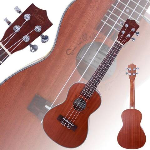 "Glarry UK207 26"" Tenor Rosewood Fingerboard Matte Sapele Ukulele"