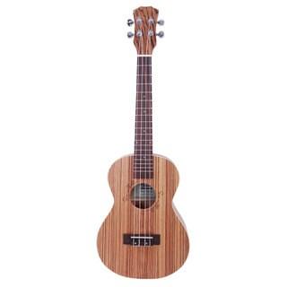 "Glarry UK303 26"" Tenor Rosewood Fingerboard Matte Zebra Wood Ukulele"
