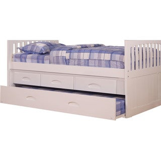 Cambridge 3-Drawer Underbed Storage Unit for Cambridge Youth Bunk Beds