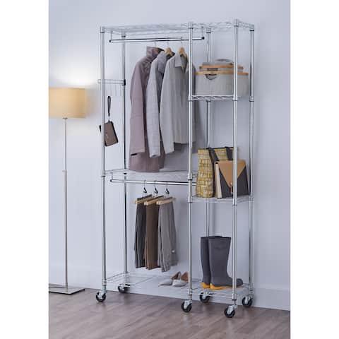 TRINITY EcoStorage® Mobile Closet Organizer