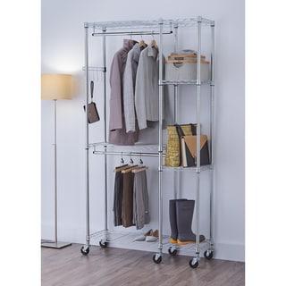 TRINITY EcoStorage™ Mobile Closet Organizer