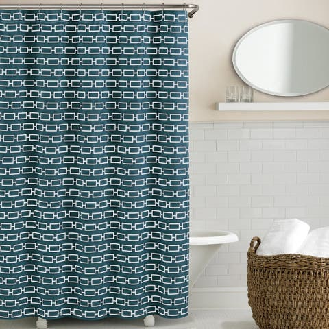 Links Shower Curtain