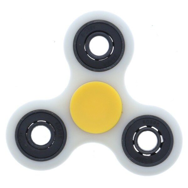 Glow In The Dark Fidget Spinner Stress and Anxiety Reliever