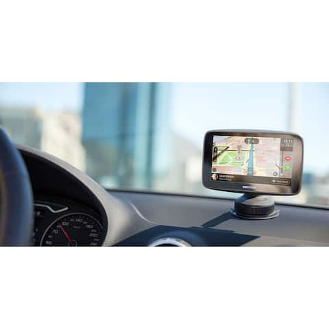 Tomtom VIA 1625M Automobile Portable GPS Navigator - Mountable, Portable