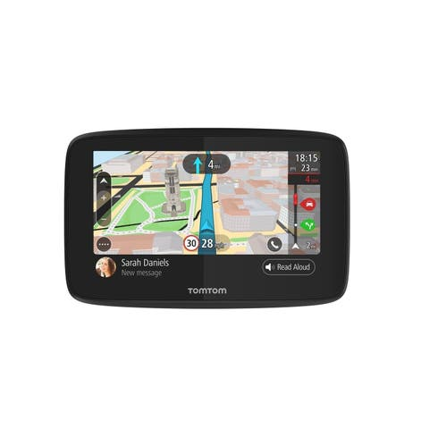 Tomtom GO 520 Automobile Portable GPS Navigator - Mountable, Portable