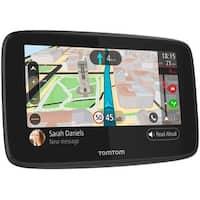 Tomtom GO 520 Automobile Portable GPS Navigator - Mountable, Portable