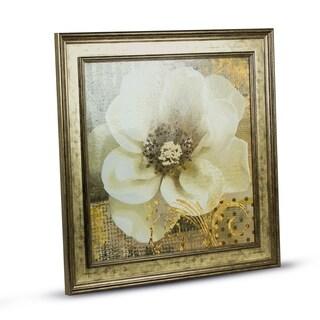 Still-life Magnolia Flower Impressionism Painting Print on Canvas