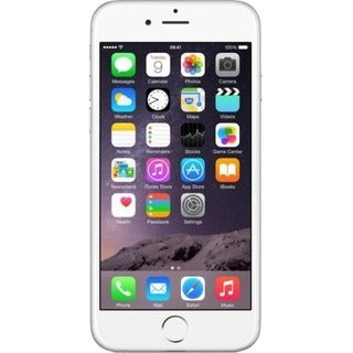 eReplacements Refurbished Apple iPhone 6 - 64GB - Silver - Unlocked -